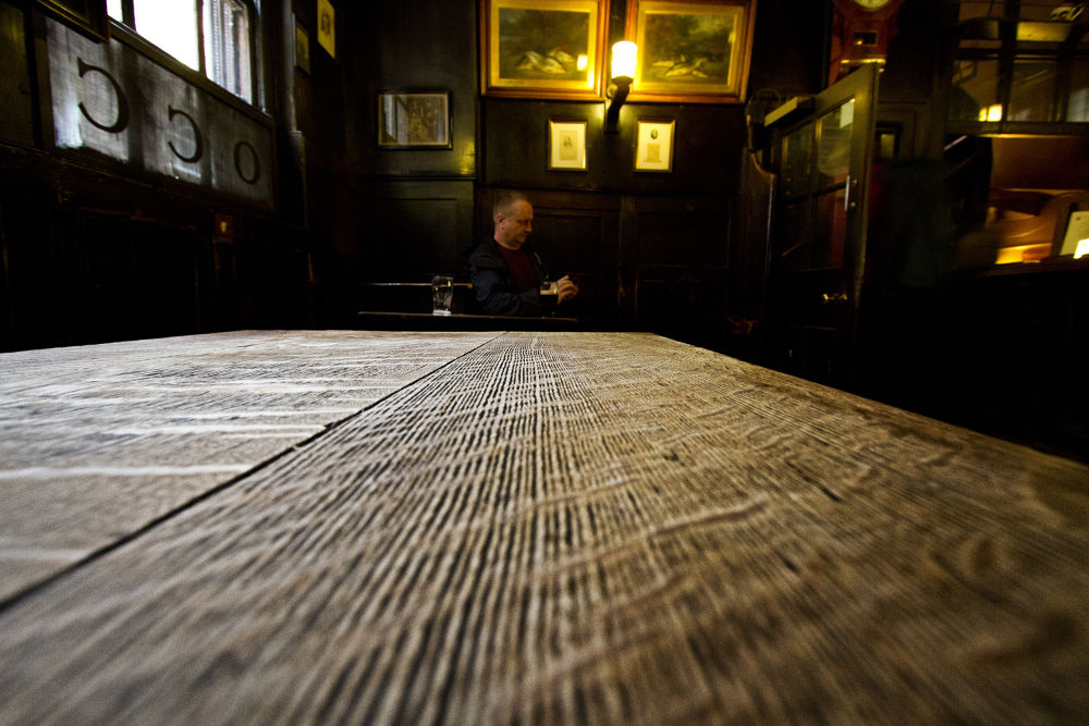 Oldest Pub in London by Alfie Shillingford