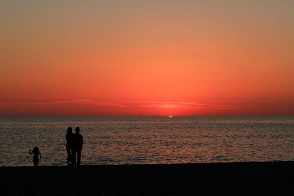 Sunset by filiz