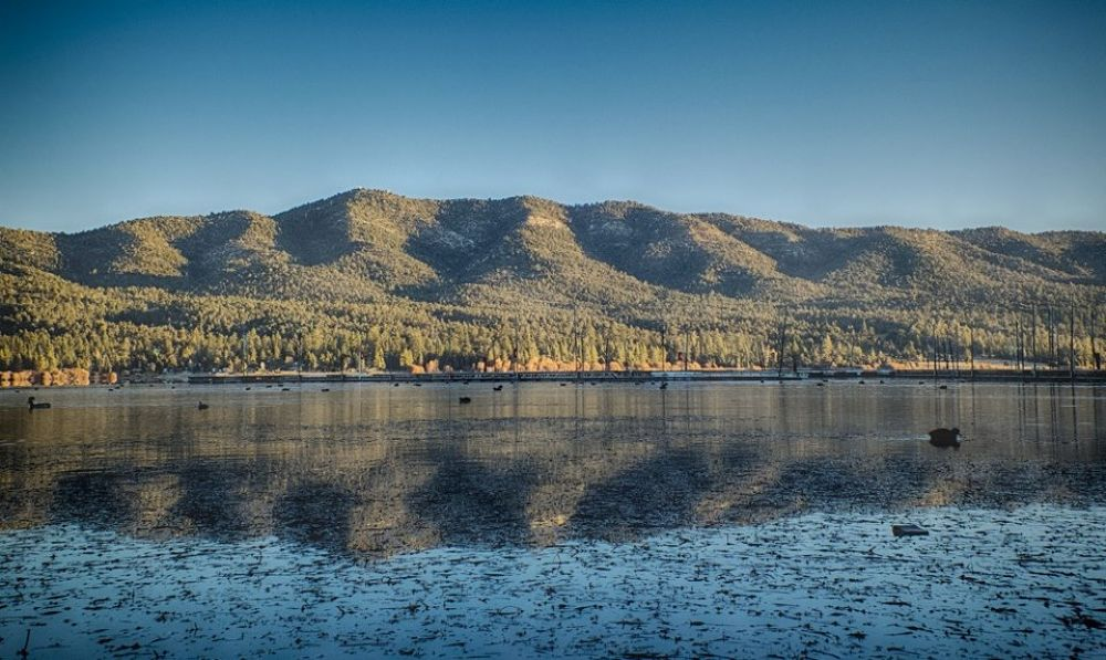 Big Bear Lake by AndyHarrison