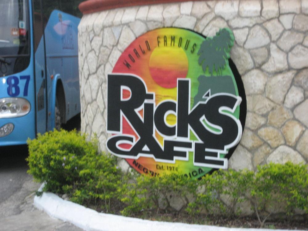 World Famous Rick's Cafe by Alexstep