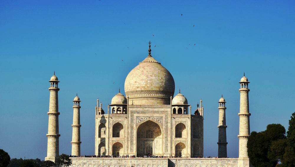 Taj Mahal by Nirmit Kapoor