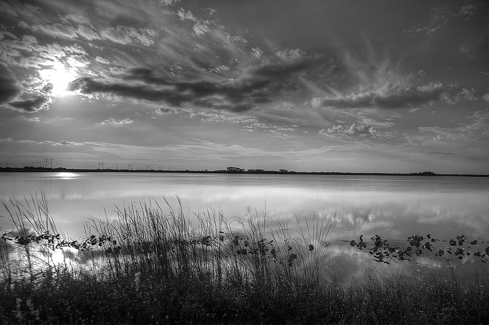 BW-Holeylands-in-HDR by Terry L Mase