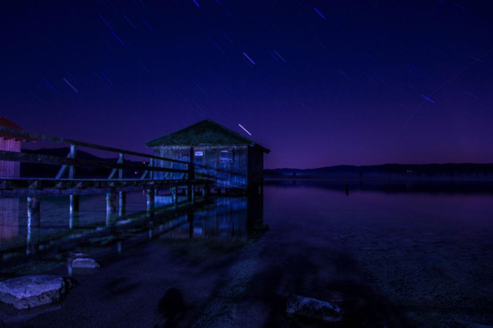 Kochelsee night by alex51091