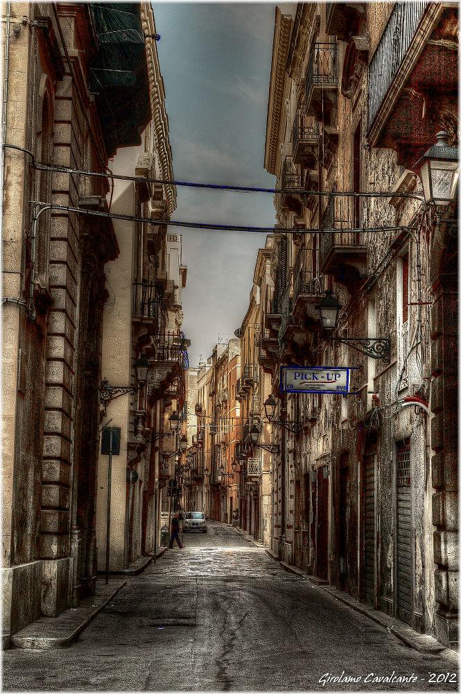 old town street (4) by GiroPhoto - Girolamo Cavalcante