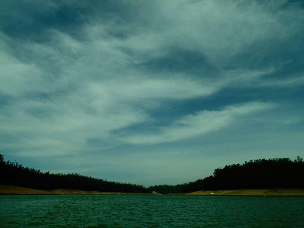 Photo in Landscape #blue #lake #nature #landscape #ooty #pykara