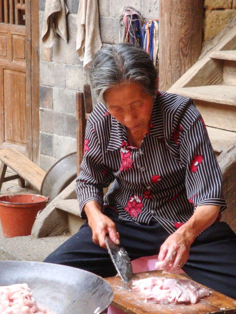 Fujian_Hakka_Village_220 by Arie Boevé