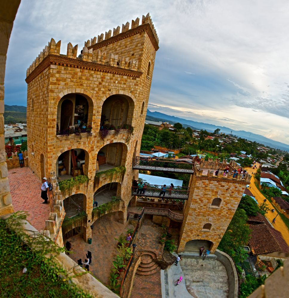 Panorama castillo Lamas 3 by jonmant