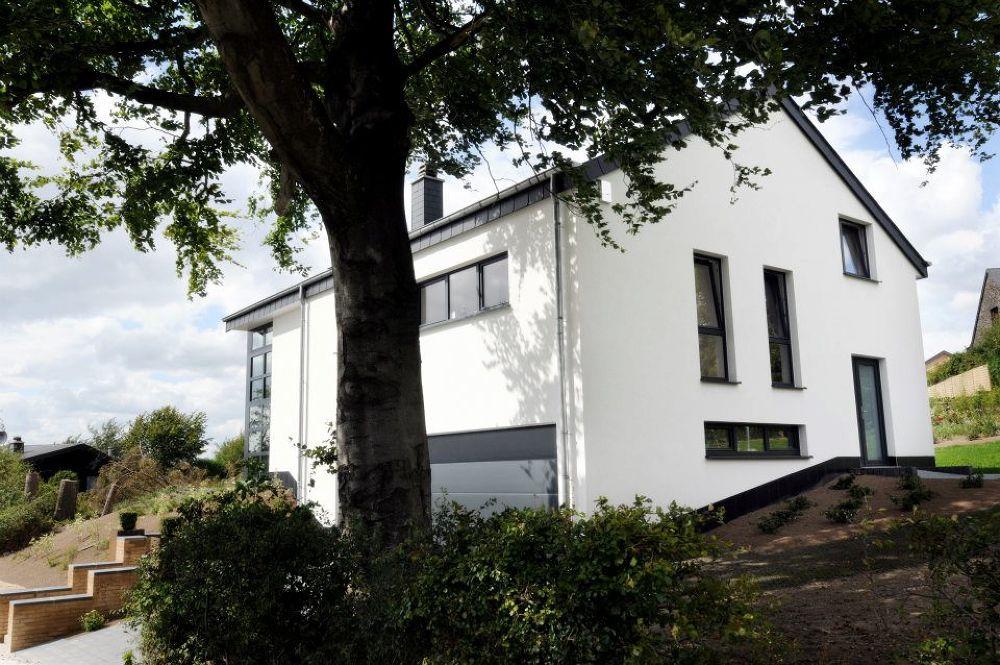Maison unifamiliale à Wolwelange   www.architecte-noben.lu by Thierry NOBEN