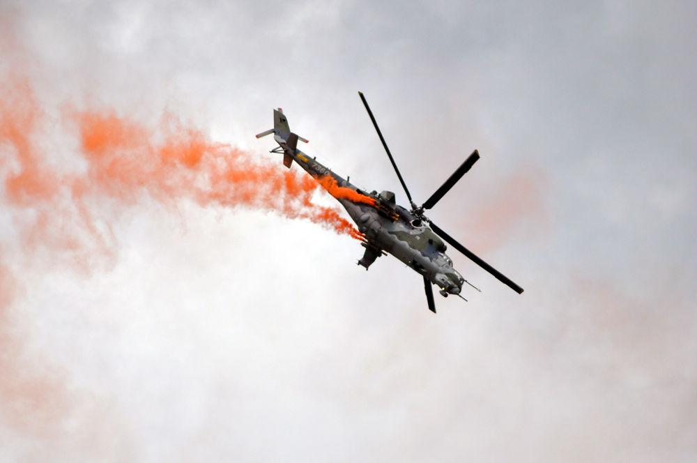Mil Mi-24 by Lovi
