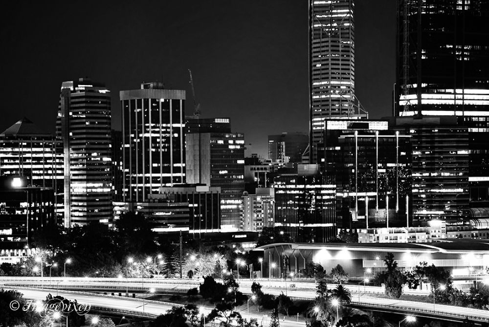 Perth Western Australia by Imagevixen