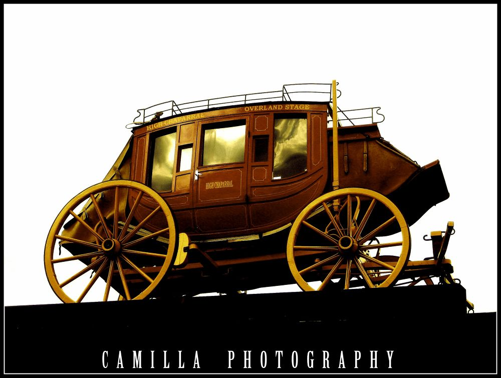 High Chaparral  by CAmilla