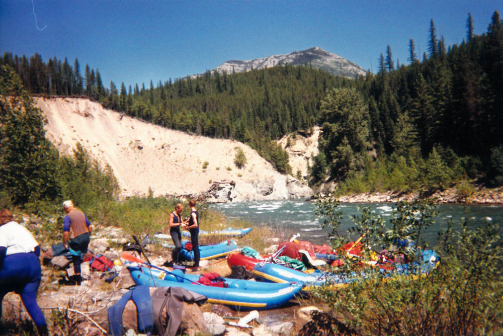 Whitewater_Rafting_Montana_1999-125 by Arie Boevé