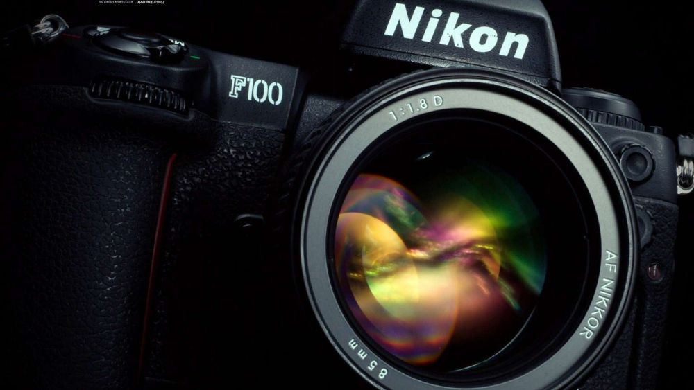 Nikon Product Shoot by annaivan