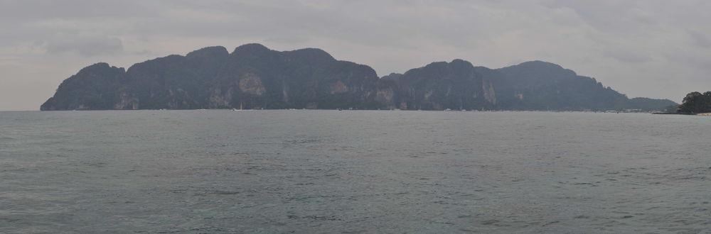 Panorama 5 - Phuket by Amir Dehghani