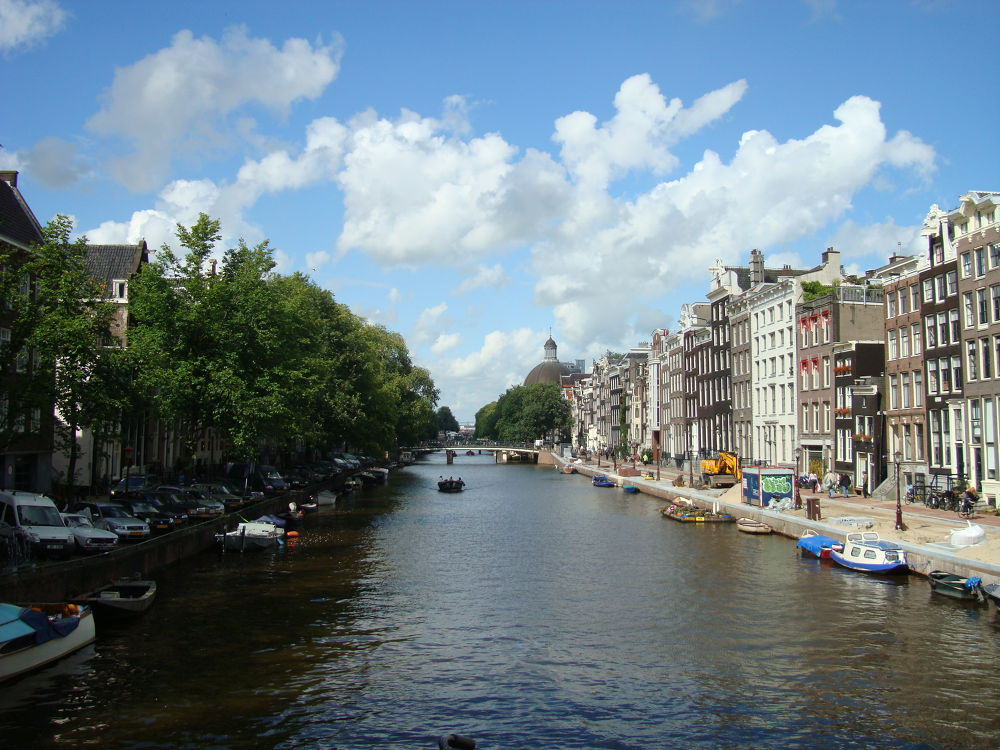 Amsterdam by aboutrav