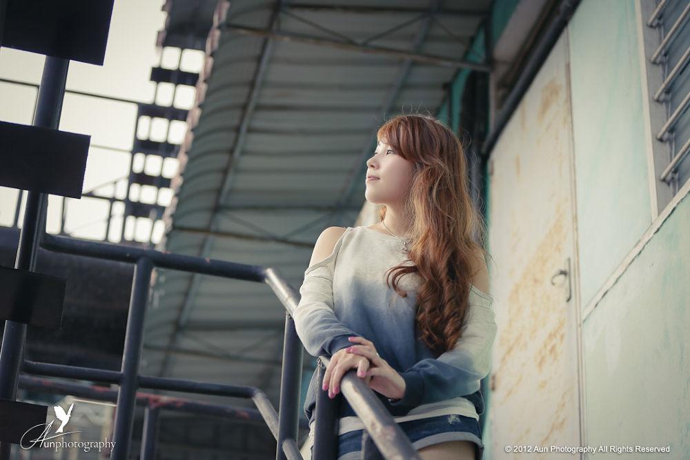 Photo in Portrait #girl #people #portrait #women