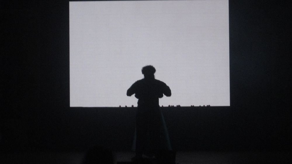 Silhouette photography - Perforamnce by DevRane