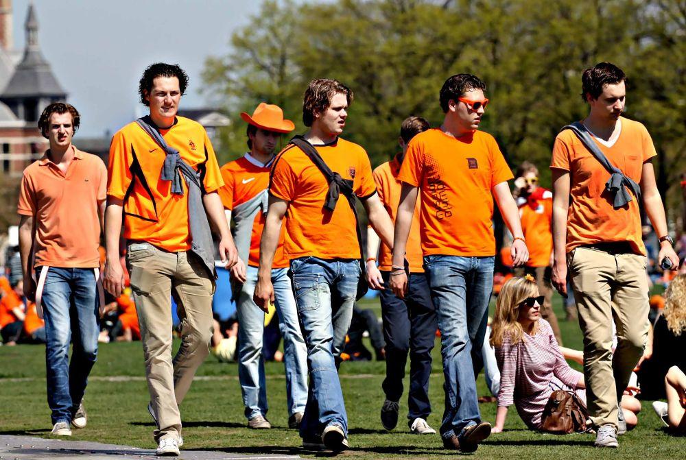 Nederlanders / Orang2 Belanda by roykericky