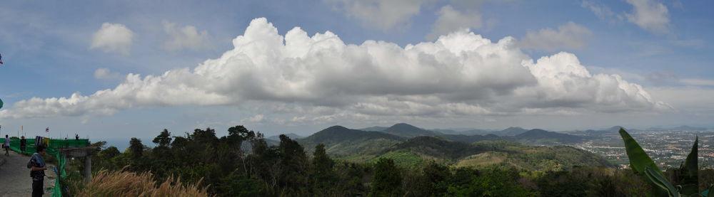 Panorama 1 - Phuket by Amir Dehghani