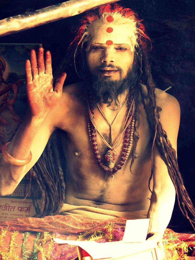 faith in a blessing by vikrant adhikari
