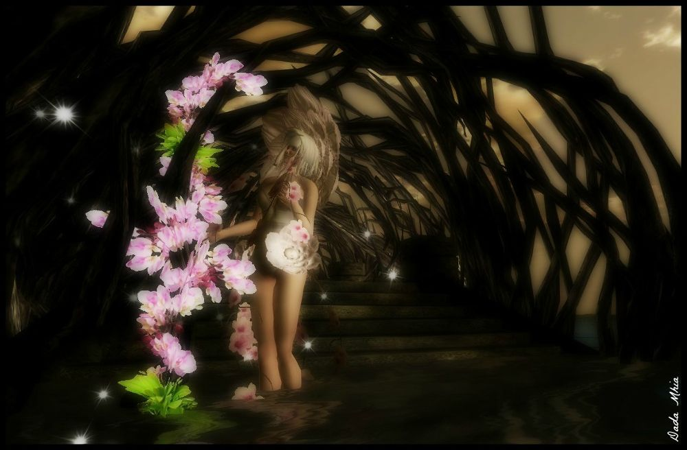 A ShOoT oF SpRiNg In ThE DaRk by DadaMhia