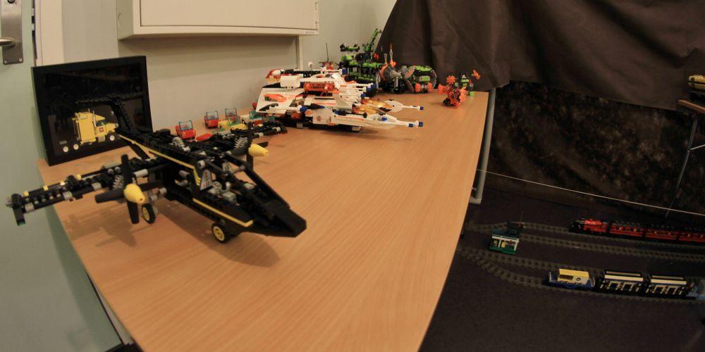 paul åkes LEGO collection by vidar mathisen