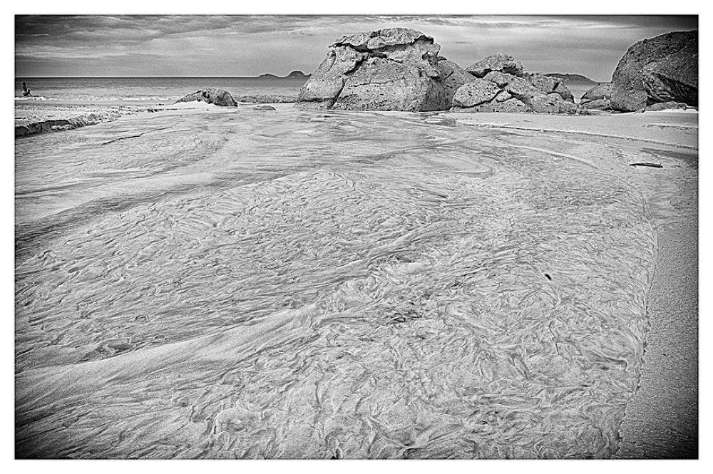 Beach in Victoria Australia. by tcbenneyworth