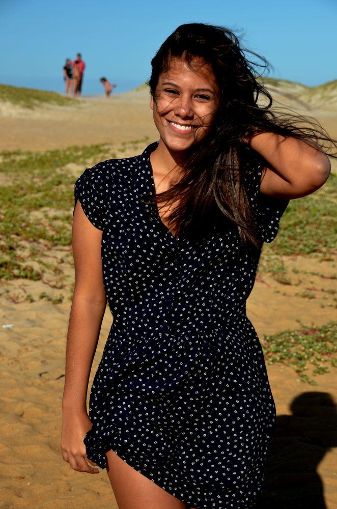 Photo in Random #beach #girl #brazil #brazilian #brida gomes