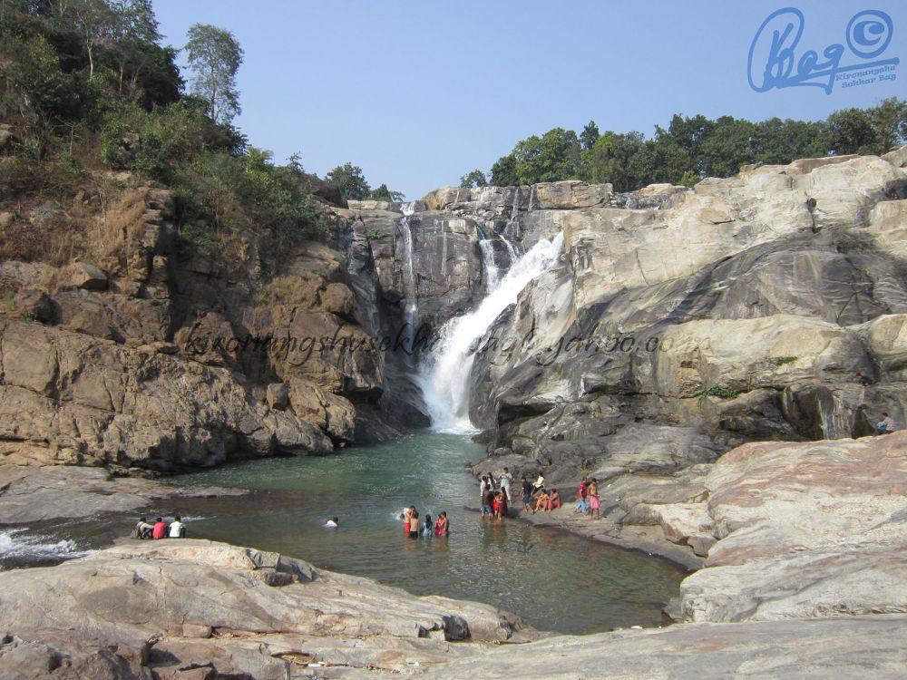 dasham falls (5) by Kironangshu Sekhar Bag