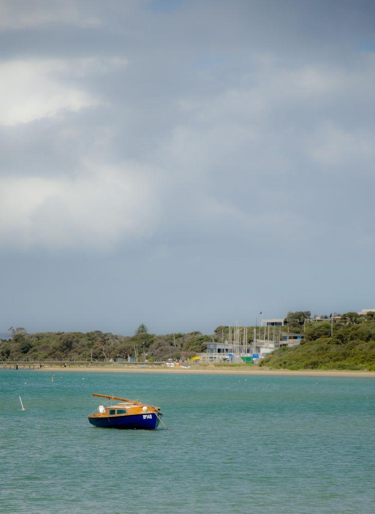 sendiri di laut biru (1 of 1) by ery75