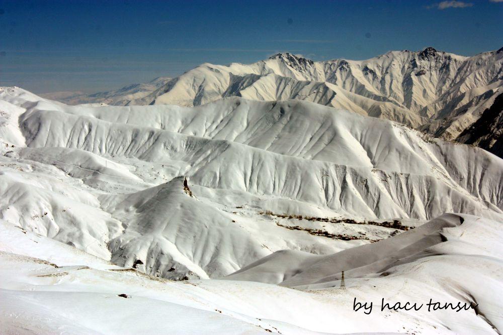 kış tepeler by hacitansu