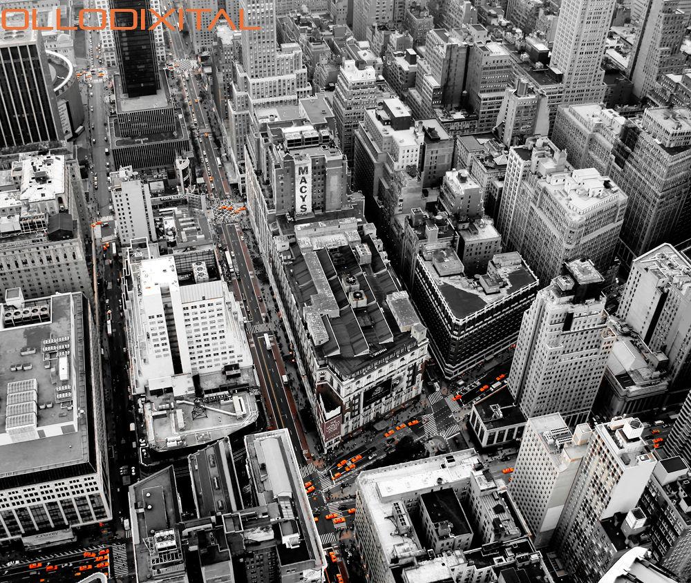 NY BW by OlloDixital