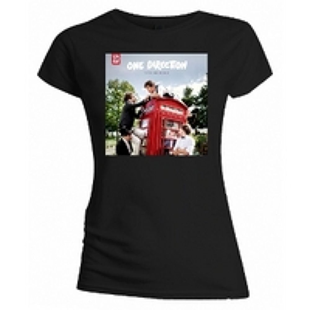 One-Direction-One-Direction-Take-Me-Home-Black-Skinny-T-Shirt (1) by KaylinOfficial17