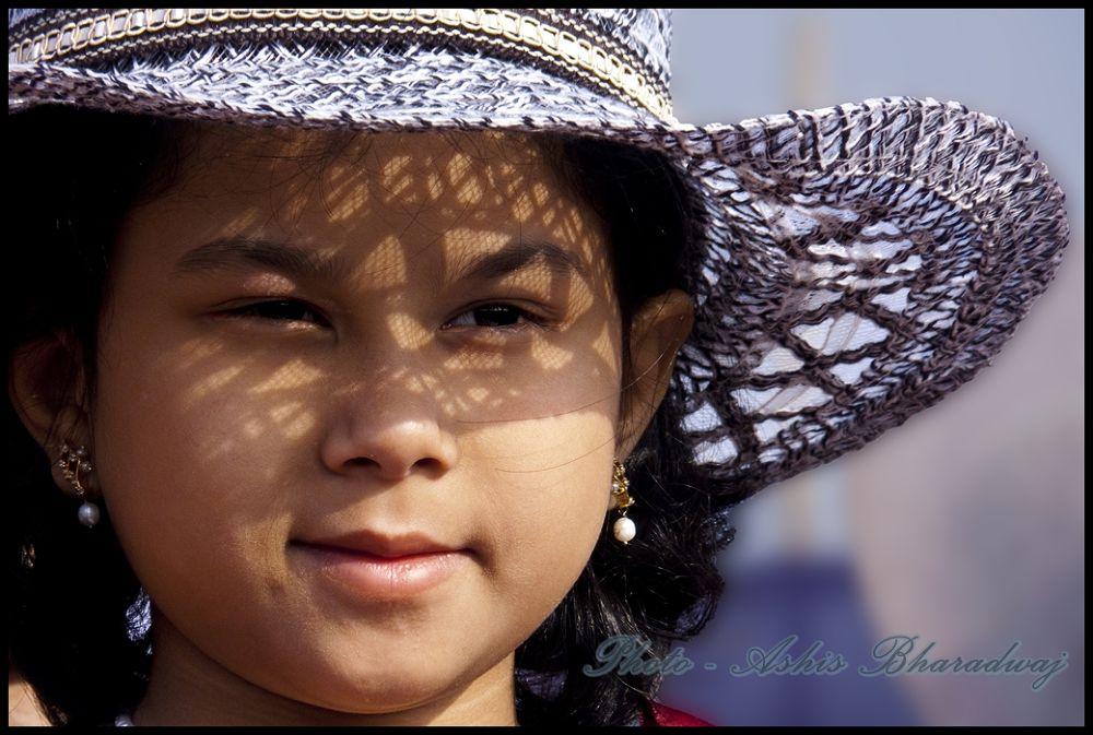 Shadow profile by Ashis Bharadwaj