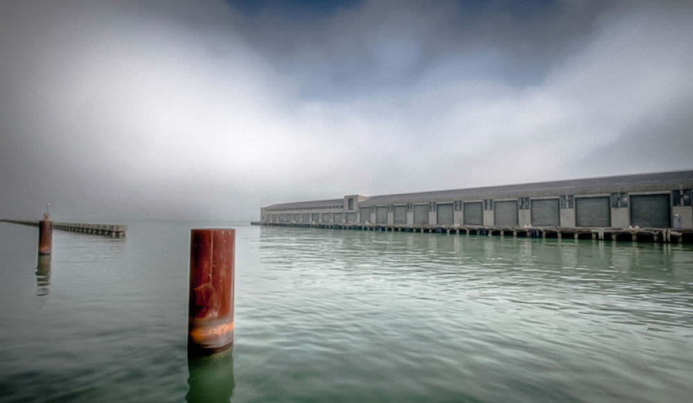 Into the Mist by ErikKerstenbeck