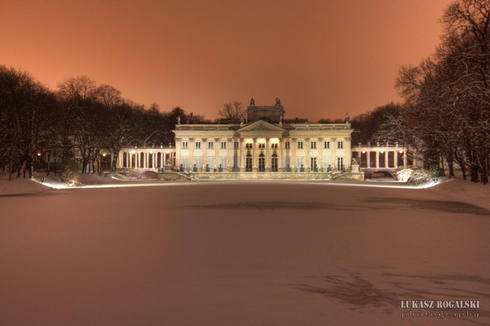 Warsaw by rogalex