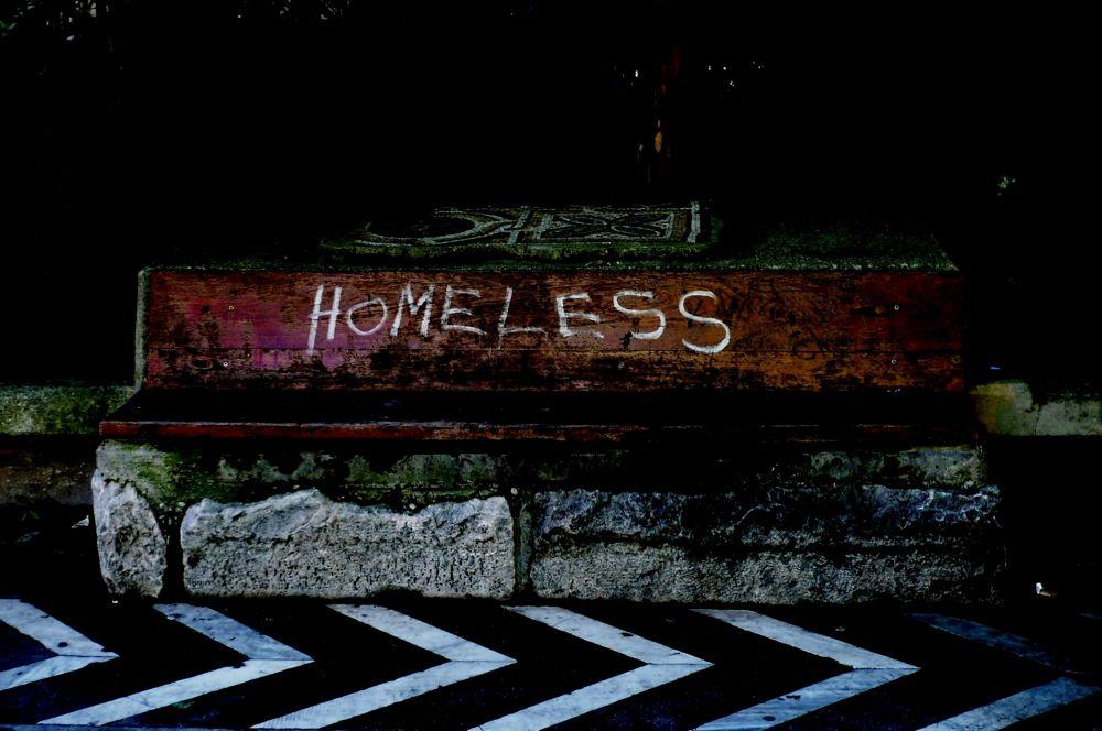 HOMELESS by dinie7