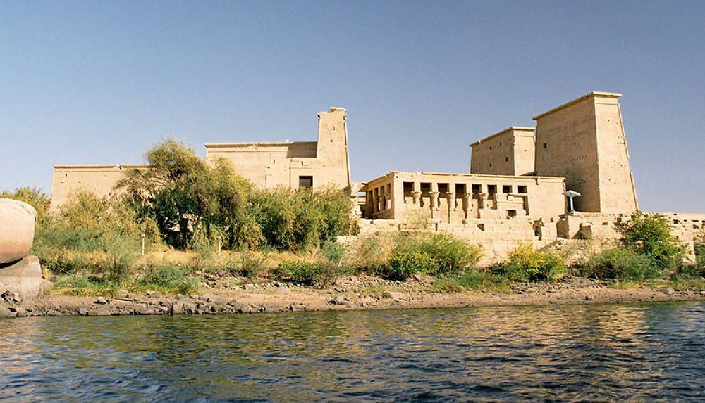 Philae in Aswan by khaledbelal