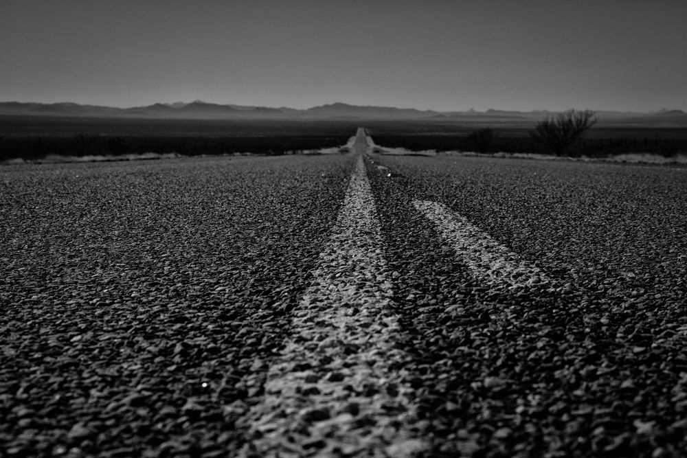 Road Less Travelled by matthewwParks