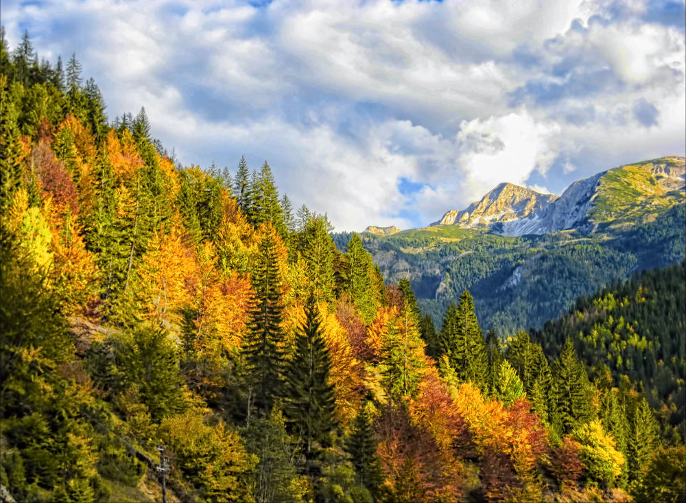Albanian Alps by Vendenis
