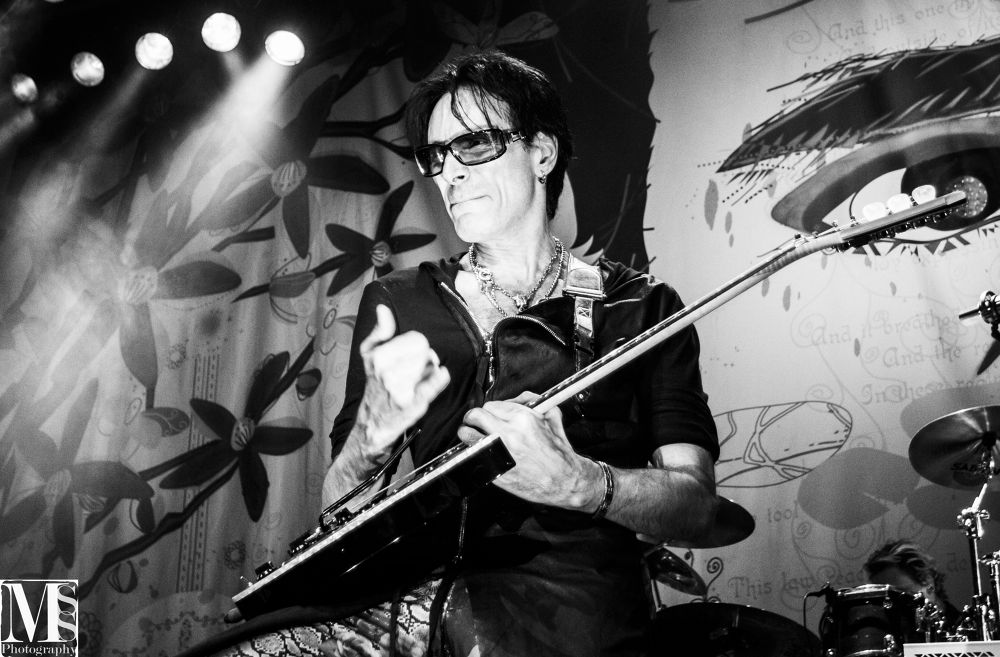 Steve Vai by mssphotography