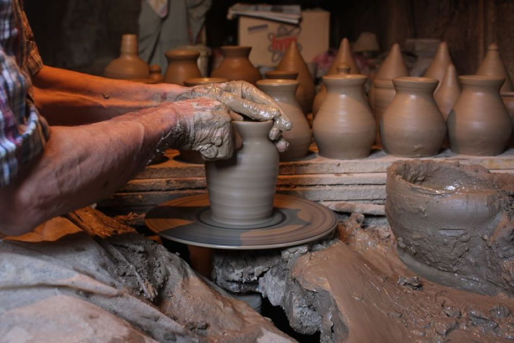 Pottery by yolyordam