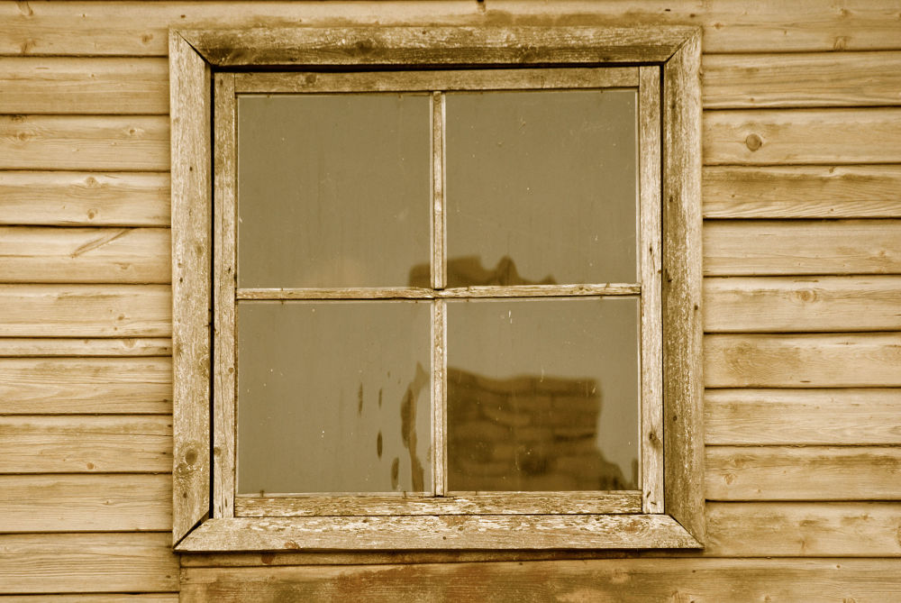 Every window hides a secret... by Edmundas
