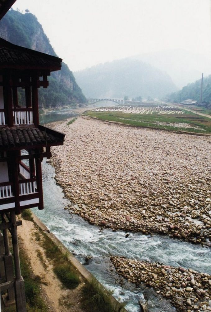 Hunan_Dayong_Countryside_1998-100 by Arie Boevé