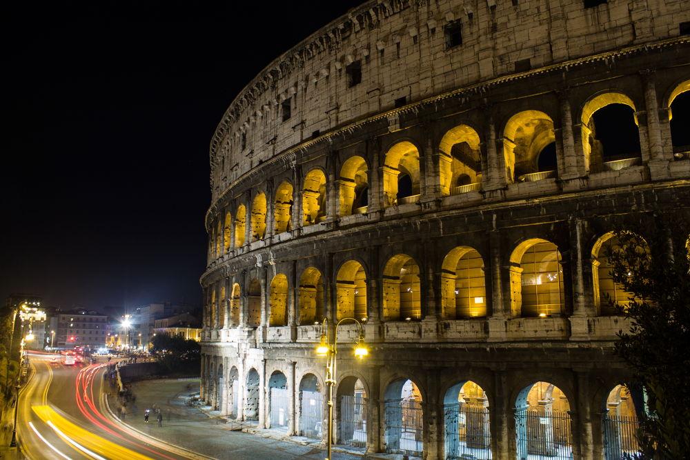 Colosseo by abbddella