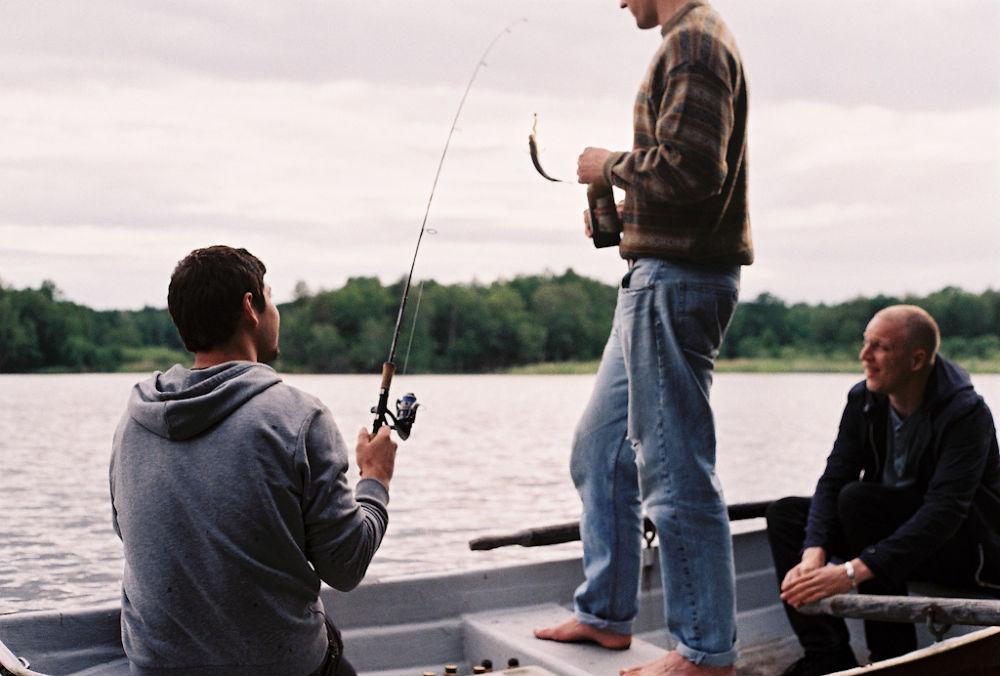 Fiske och båt! Och fisk! by antonsoder