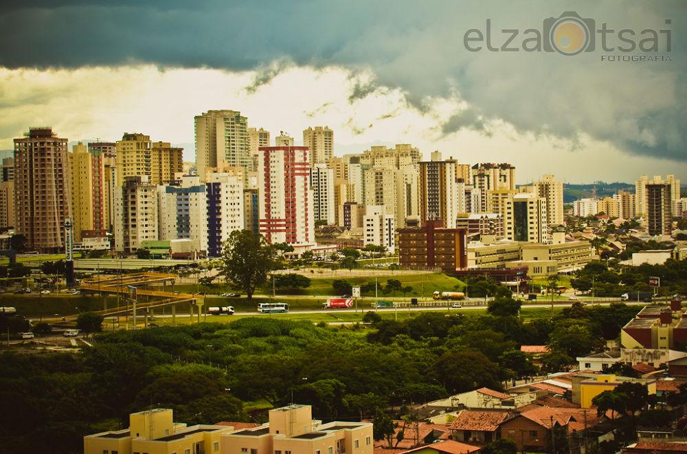 The City by elzatsai