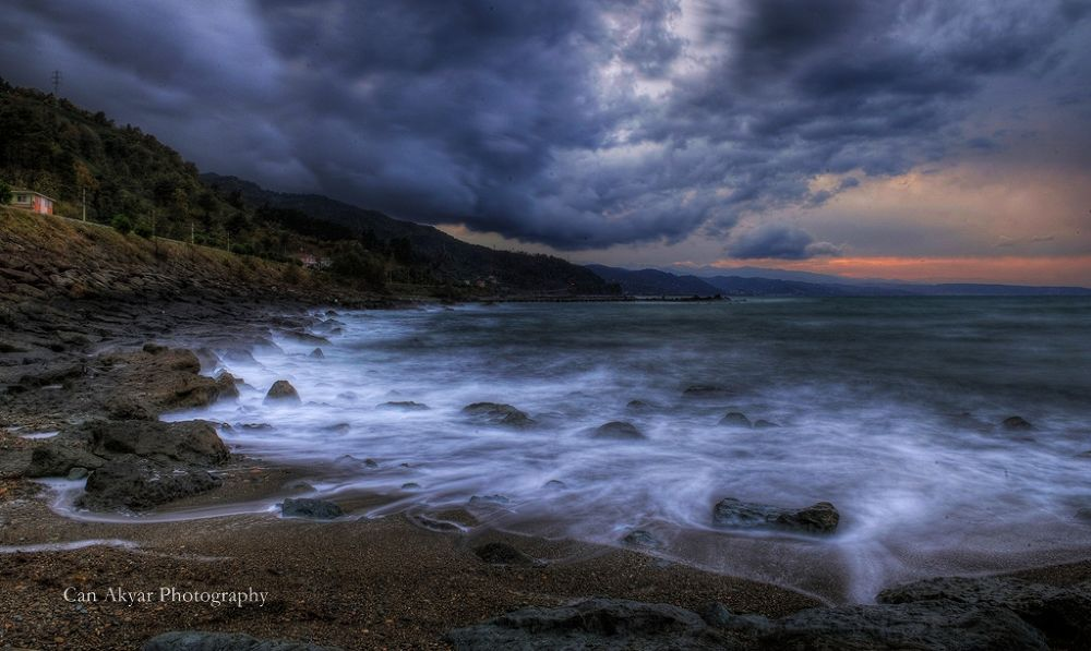 Storm by canakyar
