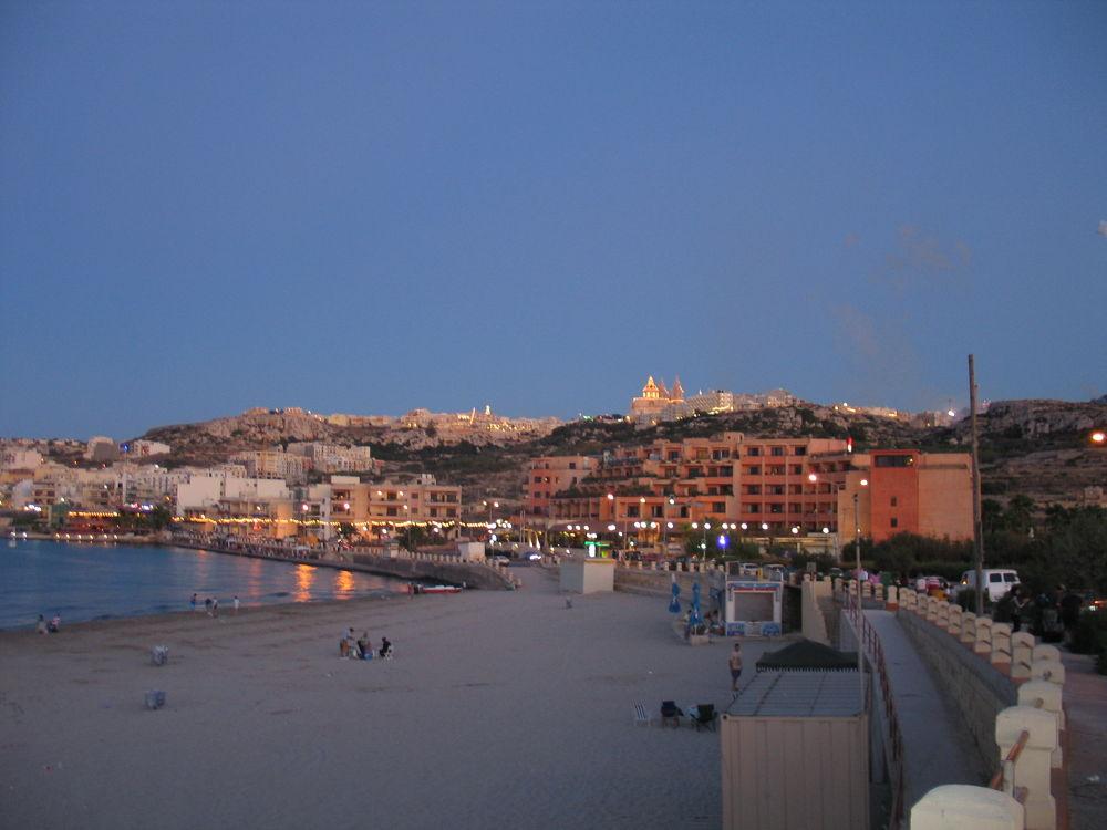 Mellieha, Malta by SVK