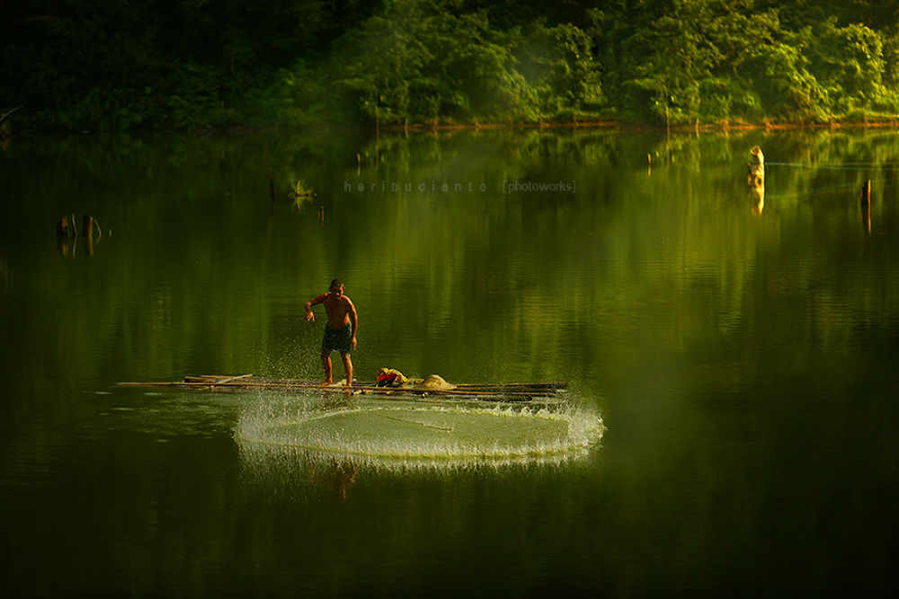 Fisherman #2 by heribudianto